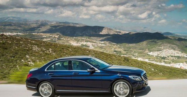 2015 M-Benz C-Class Sedan C200 Exclusive  第2張相片