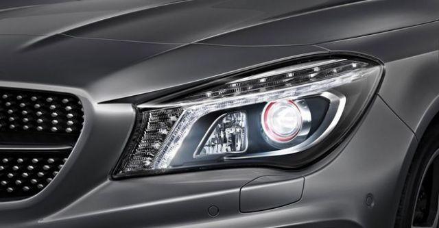 2015 M-Benz CLA Shooting Brake CLA200  第6張相片