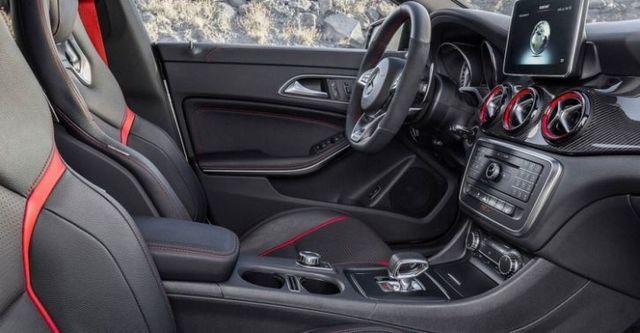 2015 M-Benz CLA Shooting Brake CLA45 AMG 4MATIC  第6張相片