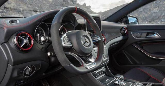 2015 M-Benz CLA Shooting Brake CLA45 AMG 4MATIC  第7張相片