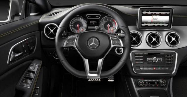 2015 M-Benz CLA-Class CLA250  第7張相片
