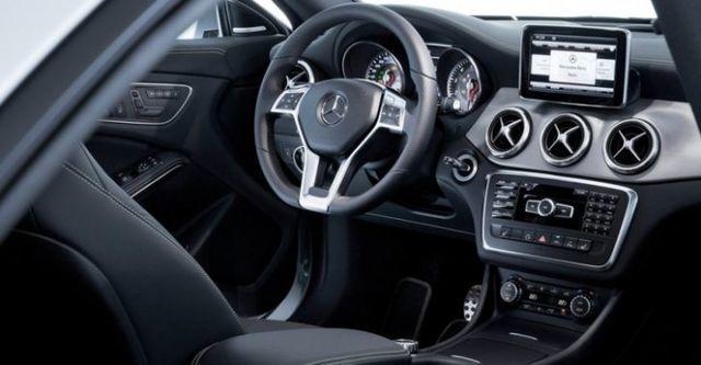 2015 M-Benz CLA-Class CLA250  第8張相片