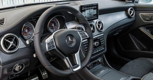 2015 M-Benz CLA-Class CLA250  第9張相片