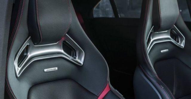 2015 M-Benz CLA-Class CLA45 AMG 4MATIC  第6張相片