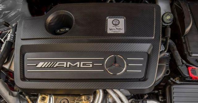 2015 M-Benz CLA-Class CLA45 AMG 4MATIC  第10張相片