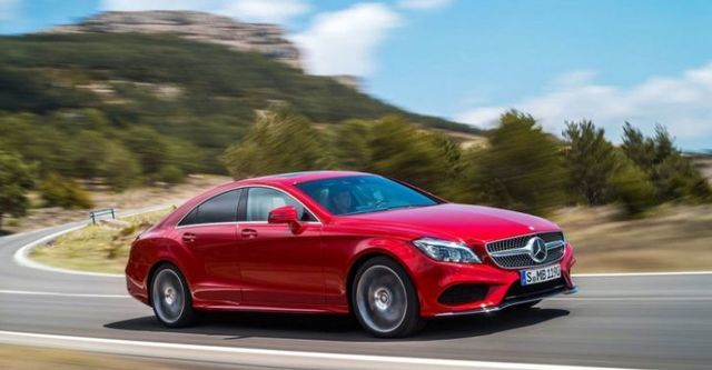 2015 M-Benz CLS-Class CLS400 AMG Line  第1張相片