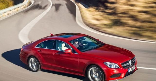 2015 M-Benz CLS-Class CLS400 AMG Line  第2張相片