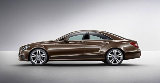 2015 M-Benz CLS-Class CLS400 AMG Line  第3張相片