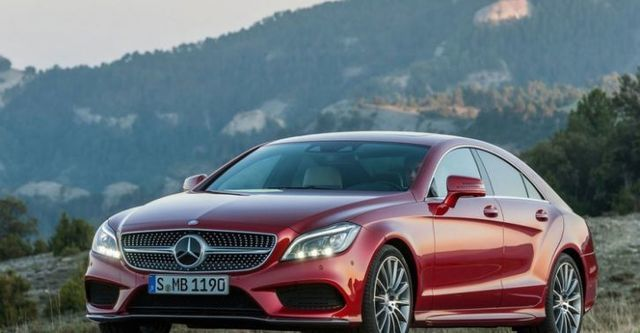 2015 M-Benz CLS-Class CLS400 AMG Line  第4張相片