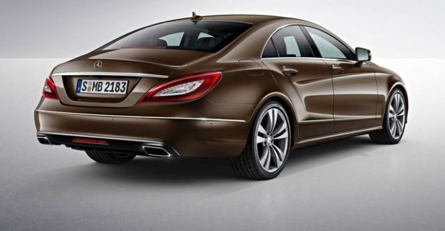 2015 M-Benz CLS-Class CLS400 AMG Line  第5張相片