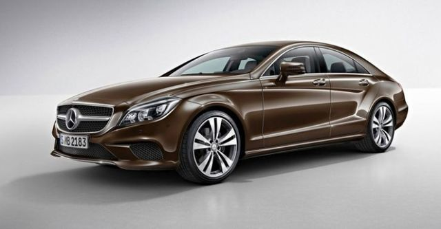 2015 M-Benz CLS-Class CLS400 AMG Line  第7張相片