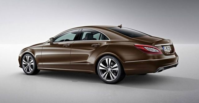 2015 M-Benz CLS-Class CLS400 AMG Line  第8張相片