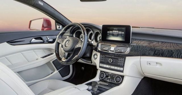 2015 M-Benz CLS-Class CLS400 AMG Line  第9張相片