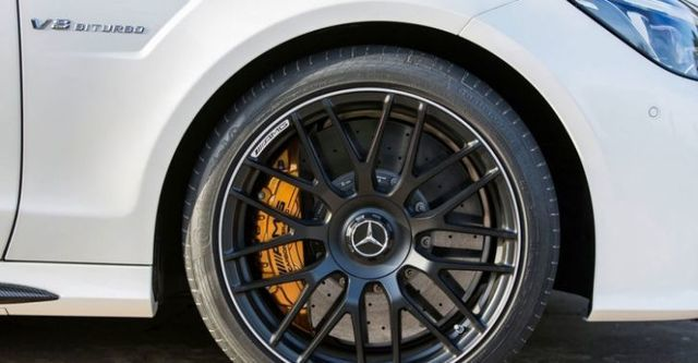 2015 M-Benz CLS-Class CLS63 AMG 4MATIC  第6張相片