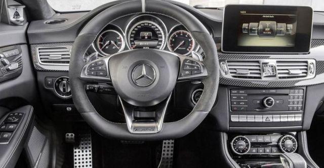 2015 M-Benz CLS-Class CLS63 AMG 4MATIC  第9張相片