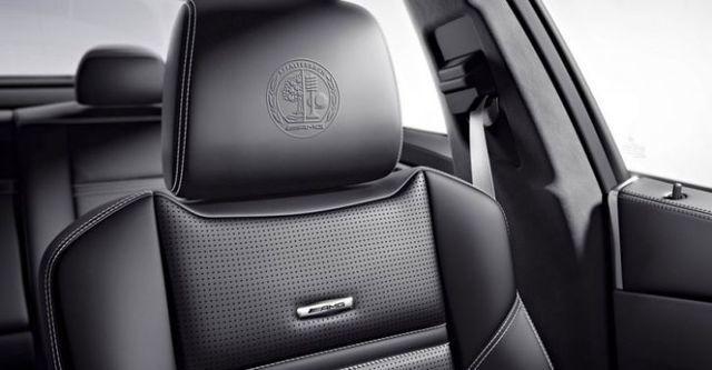 2015 M-Benz CLS-Class CLS63 AMG 4MATIC  第10張相片