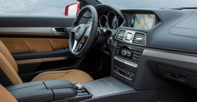 2015 M-Benz E-Class Coupe E250  第8張相片