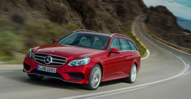 2015 M-Benz E-Class Estate E220 CDI Avantgarde  第1張相片