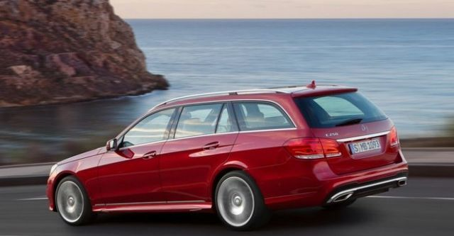2015 M-Benz E-Class Estate E220 CDI Avantgarde  第2張相片