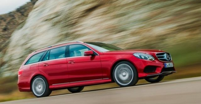 2015 M-Benz E-Class Estate E220 CDI Avantgarde  第3張相片
