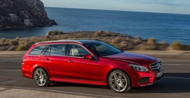 2015 M-Benz E-Class Estate E220 CDI Avantgarde  第4張相片