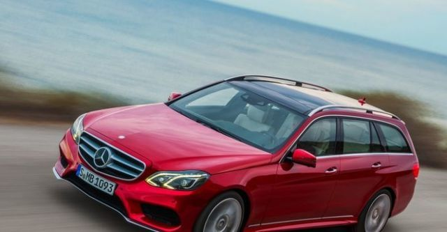 2015 M-Benz E-Class Estate E220 CDI Avantgarde  第5張相片