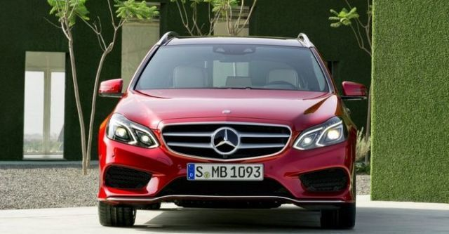 2015 M-Benz E-Class Estate E220 CDI Avantgarde  第6張相片