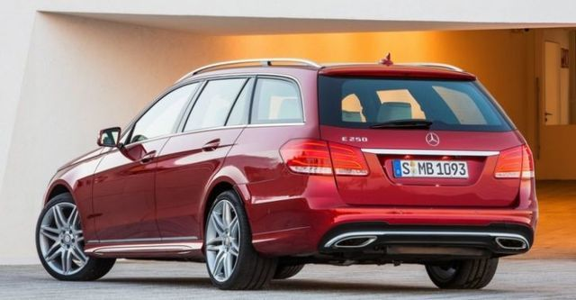 2015 M-Benz E-Class Estate E220 CDI Avantgarde  第7張相片