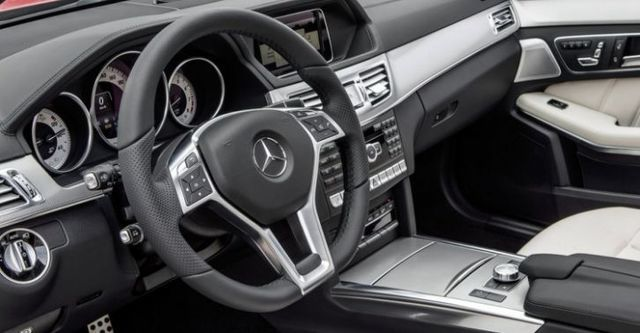 2015 M-Benz E-Class Estate E220 CDI Avantgarde  第8張相片