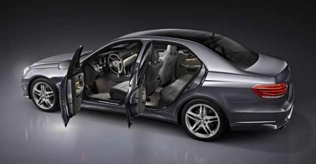 2015 M-Benz E-Class Sedan E220 BlueTEC Avantgarde  第5張相片