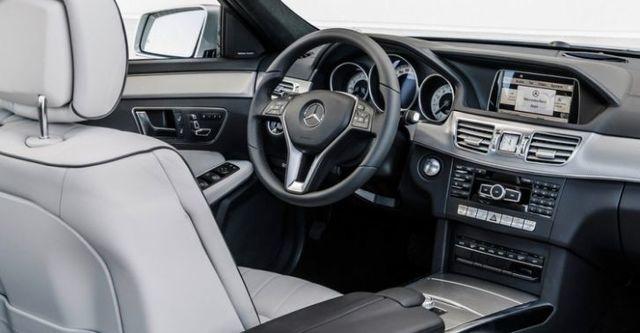 2015 M-Benz E-Class Sedan E220 BlueTEC Avantgarde  第6張相片