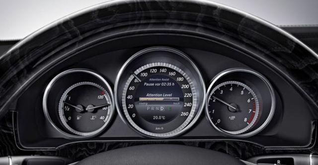 2015 M-Benz E-Class Sedan E220 BlueTEC Avantgarde  第9張相片