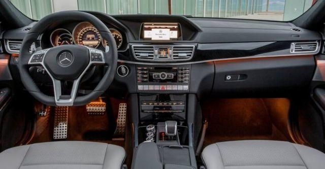 2015 M-Benz E-Class Sedan E63 AMG  第8張相片