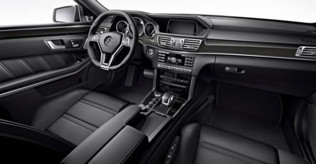 2015 M-Benz E-Class Sedan E63 AMG  第9張相片