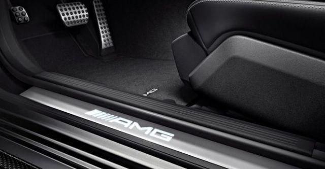 2015 M-Benz E-Class Sedan E63 AMG  第10張相片