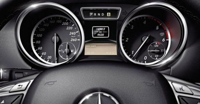 2015 M-Benz G-Class G350 BlueTEC L  第9張相片