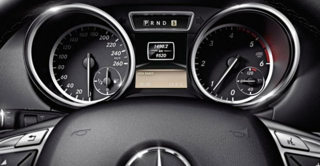 2015 M-Benz G-Class G500 L  第9張相片