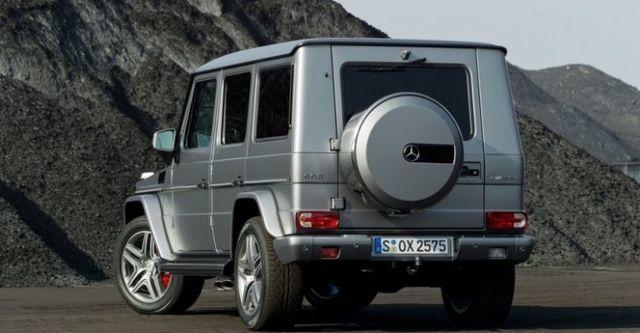 2015 M-Benz G-Class G63 AMG L  第5張相片
