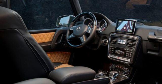 2015 M-Benz G-Class G63 AMG L  第6張相片