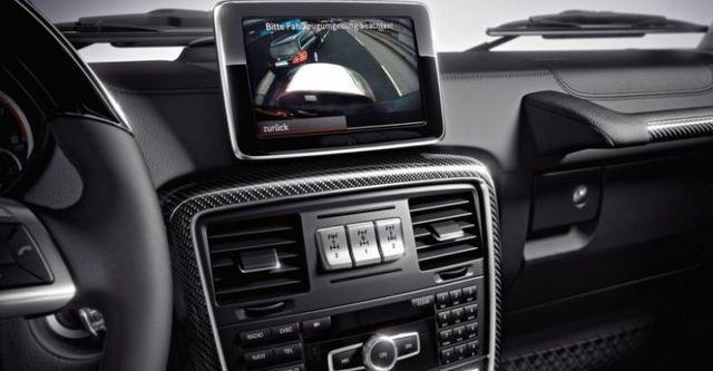 2015 M-Benz G-Class G63 AMG L  第9張相片