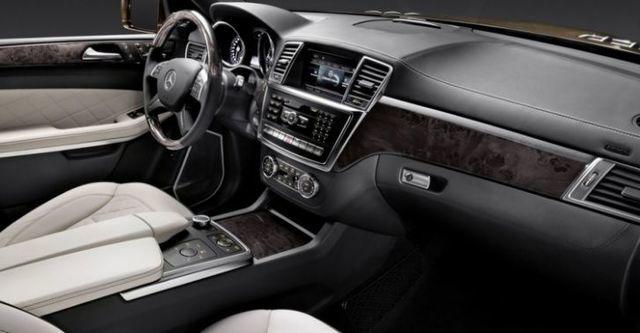 2015 M-Benz GL-Class GL350 BlueTEC 4MATIC  第8張相片