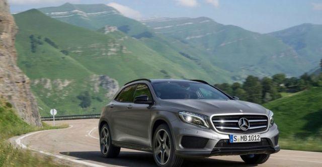 2015 M-Benz GLA-Class GLA200  第3張相片