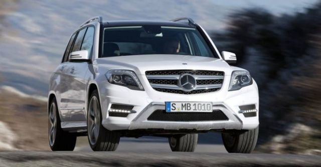 2015 M-Benz GLK-Class GLK220 CDI 4MATIC BlueEFFICIENCY豪華版  第1張相片