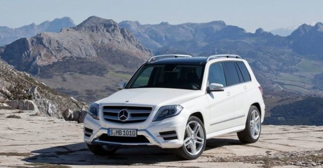 2015 M-Benz GLK-Class GLK220 CDI 4MATIC BlueEFFICIENCY豪華版  第2張相片