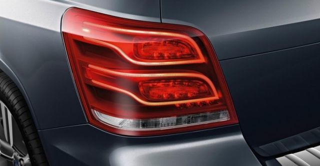 2015 M-Benz GLK-Class GLK220 CDI 4MATIC BlueEFFICIENCY豪華版  第5張相片