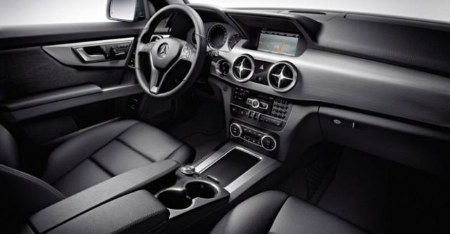 2015 M-Benz GLK-Class GLK300 4MATIC BlueEFFICIENCY  第7張相片