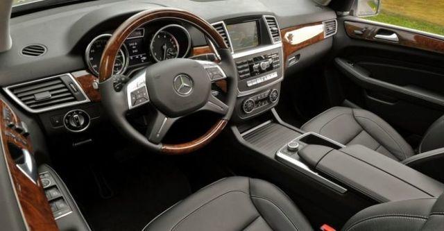 2015 M-Benz M-Class ML250 BlueTEC 4MATIC  第7張相片