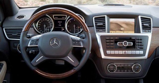2015 M-Benz M-Class ML350 BlueTEC 4MATIC  第6張相片