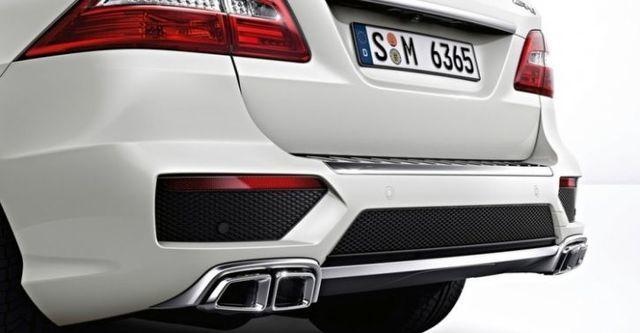 2015 M-Benz M-Class ML63 AMG  第6張相片