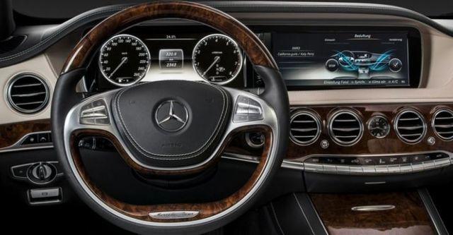 2015 M-Benz S-Class S400 Hybrid L  第6張相片